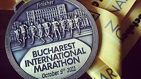 Maratonul International Bucuresti ~ 2011