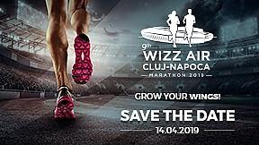 9.Wizz Air Cluj-Napoca Marathon ~ 2019