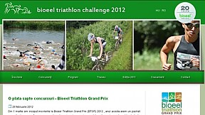 Bioeel Triathlon Challenge ~ 2012