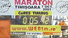 Maraton Timisoara ~ 2001