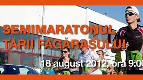 Semimaratonul Tarii Fagarasului ~ 2012