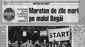 Maraton Timisoara ~ 2002