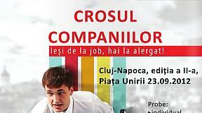 Crosul Companiilor Cluj-Napoca ~ 2012
