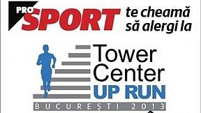 Tower Center Up Run ~ 2013