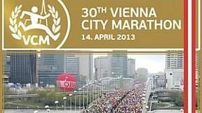 Vienna City Marathon ~ 2013