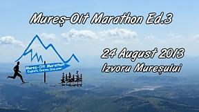 Mures-Olt Marathon ~ 2013