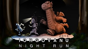 Iorgovanu Night Run ~ 2013