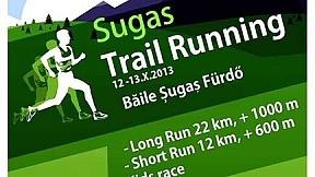 Sugas Trail Running ~ 2013