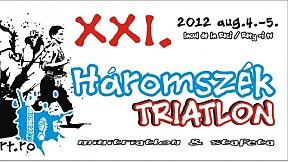 Haromszek Triatlon Reci ~ 2012