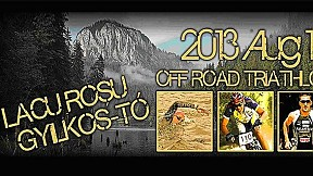 Lacul Roșu - Gyilkos-tó Off Road Triathlon ~ 2013