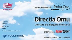 Direcţia Omu ~ 2013