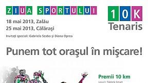Ziua Sportului Tenaris Silcotub ~ 2013