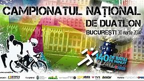 Campionatul Naţional de Duatlon ~ 2014