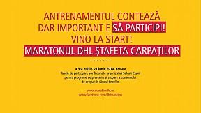 Maratonul DHL Stafeta Carpatilor ~ 2014