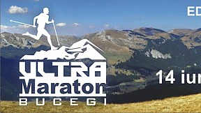 UltraMaraton Bucegi ~ 2014