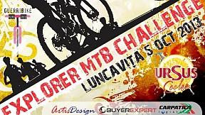 Explorer MTB Challenge ~ 2013