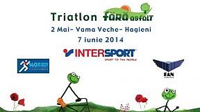 Triatlon Fara Asfalt ~ 2014