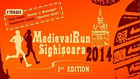 MedievalRun Sighişoara ~ 2014