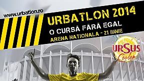 URBATLON ~ 2014