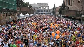 Maratona di Roma ~ 2012
