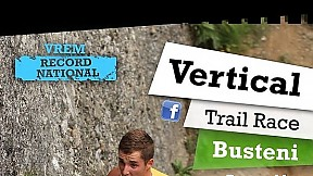 Vertical Trail Race Busteni ~ 2014