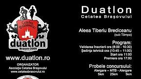 """Duatlon """"Cetatea Brasovului"""" ~ 2009"""