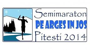 """Semimaraton """"Pe Arges in Jos"""" ~ 2014"""