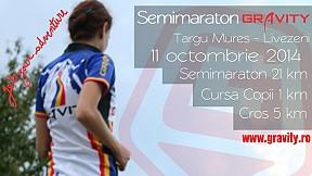 Semimaraton GRAVITY ~ 2014