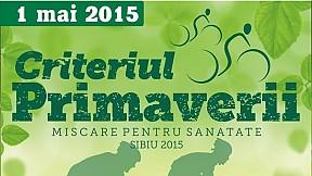 Criteriul Primaverii ~ 2015