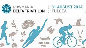 Rowmania Delta Triathlon ~ 2015