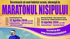Maratonul Nisipului ~ 2014