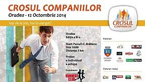 Crosul Companiilor Oradea ~ 2014