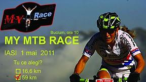 My MTB Race ~ 2011