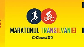 Maratonul Transilvaniei ~ 2015