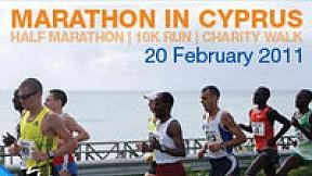 Limassol International Marathon ~ 2011