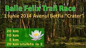 Baile Felix Trail Race ~ 2014