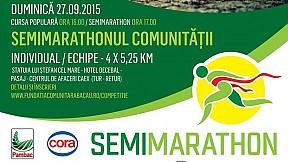 Semimaratonul Comunitatii Bacau ~ 2015