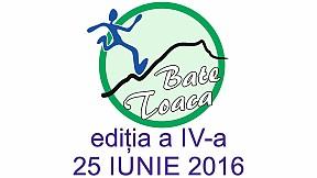 BATE TOACA ~ 2016