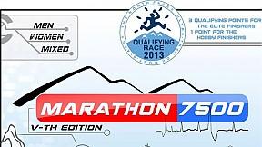 Marathon 7500 ~ 2013