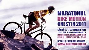 Maraton Bike Motion Onestin ~ 2011