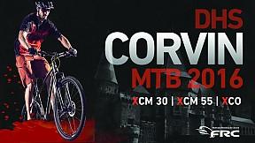 DHS Corvin Mtb Maraton ~ 2016