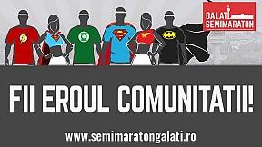 SemiMaraton Galaţi ~ 2016