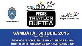 Triatlon Buftea ~ 2016