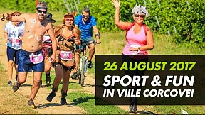 Corcova Trail Race  ~ 2017