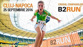 Crosul Companiilor B2RUN Cluj ~ 2016