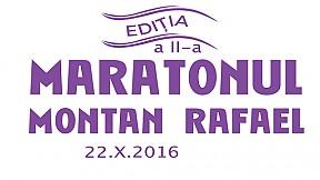 Maratonul Montan Rafael ~ 2016