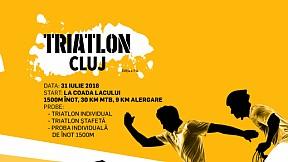 Triatlon Cluj ~ 2016