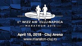8.Wizz Air Cluj-Napoca Marathon ~ 2018