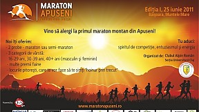 Maraton Apuseni ~ 2011