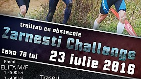 Zarnesti Challenge ~ 2016